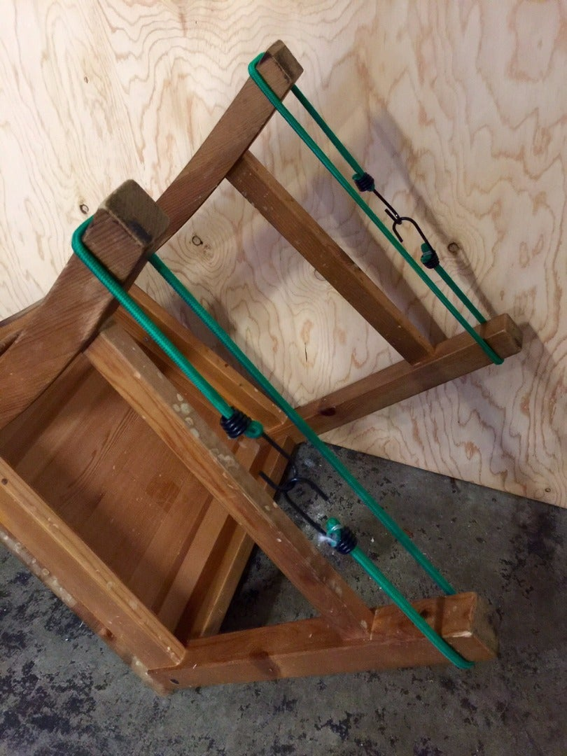 Stretchy Clamps