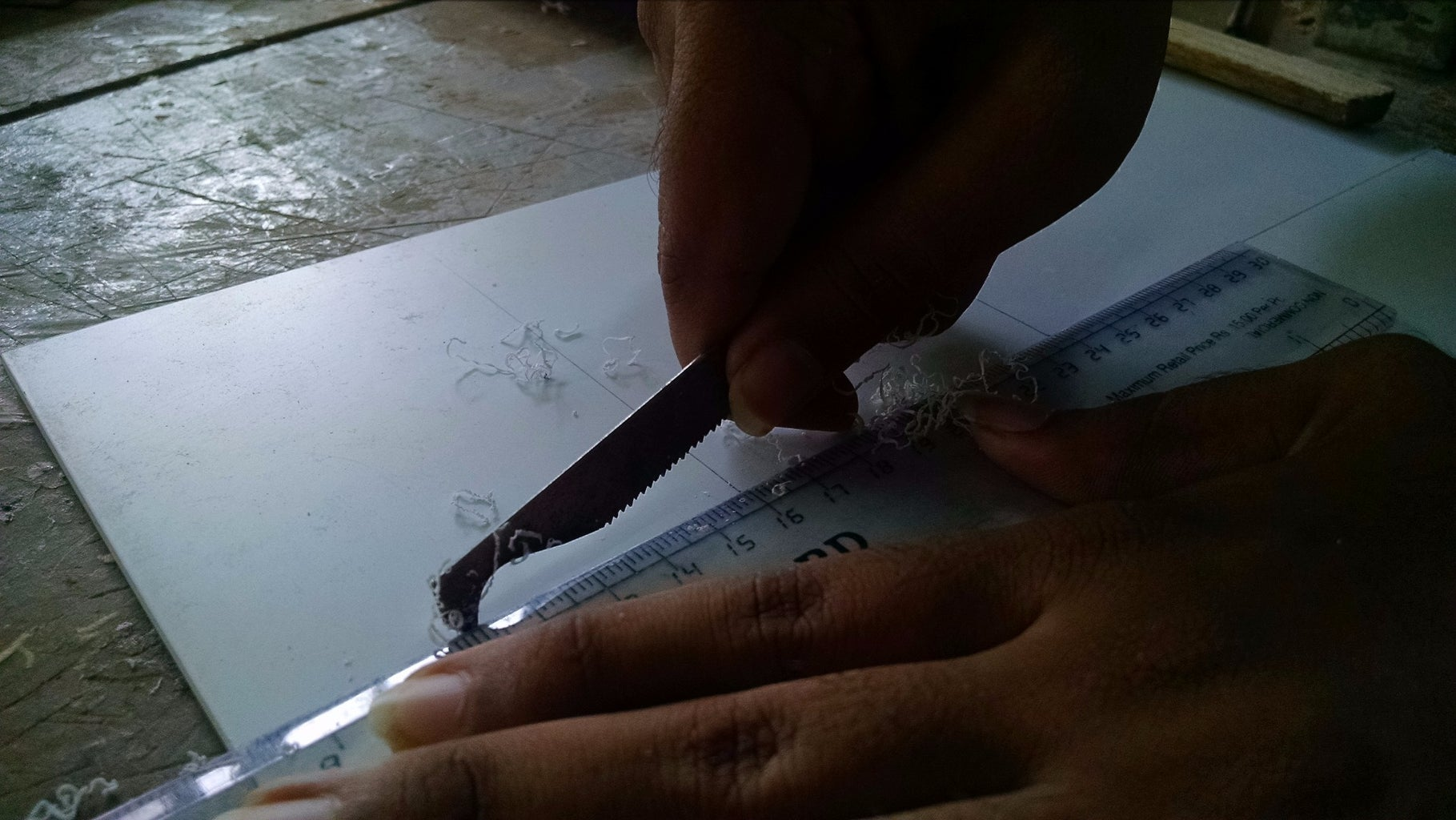 Laying Your Imagination on Paper!