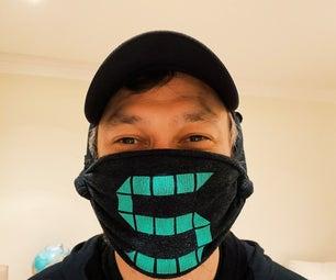 No-Sew T-shirt Face Mask