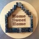 Home Sweet Metal Type