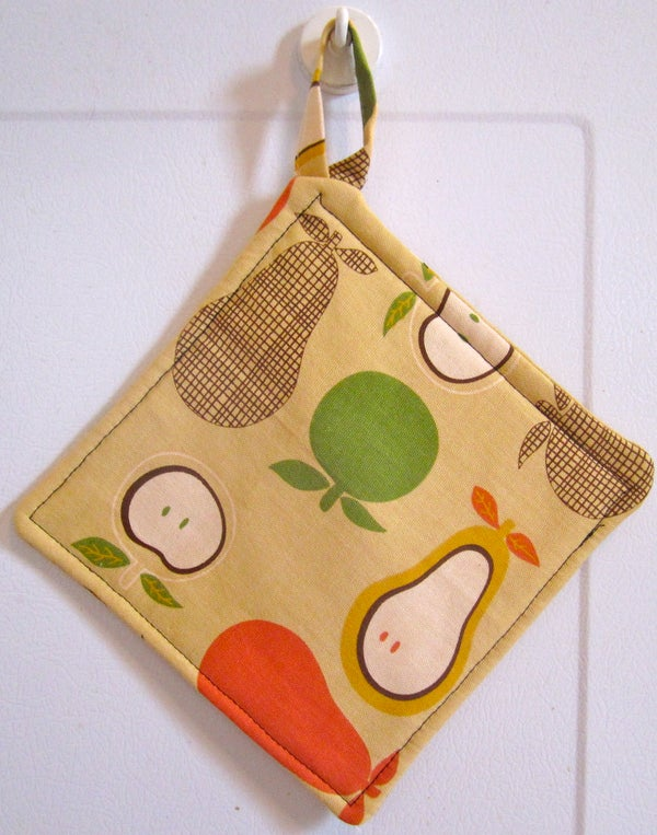 Sew Your Own Potholders!