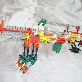 AK-47 Replica. K'nex Rifle..JPG