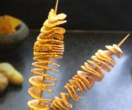 Easy Potato Spiral