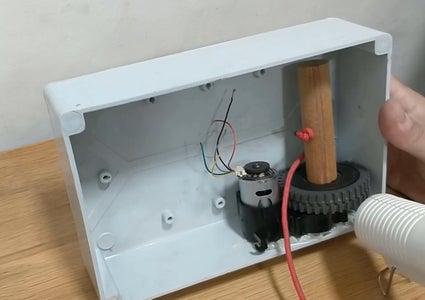 Electronics Mechanism - Box