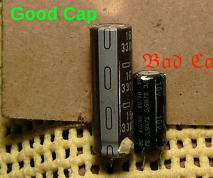 What Is a Bad Capacitor?