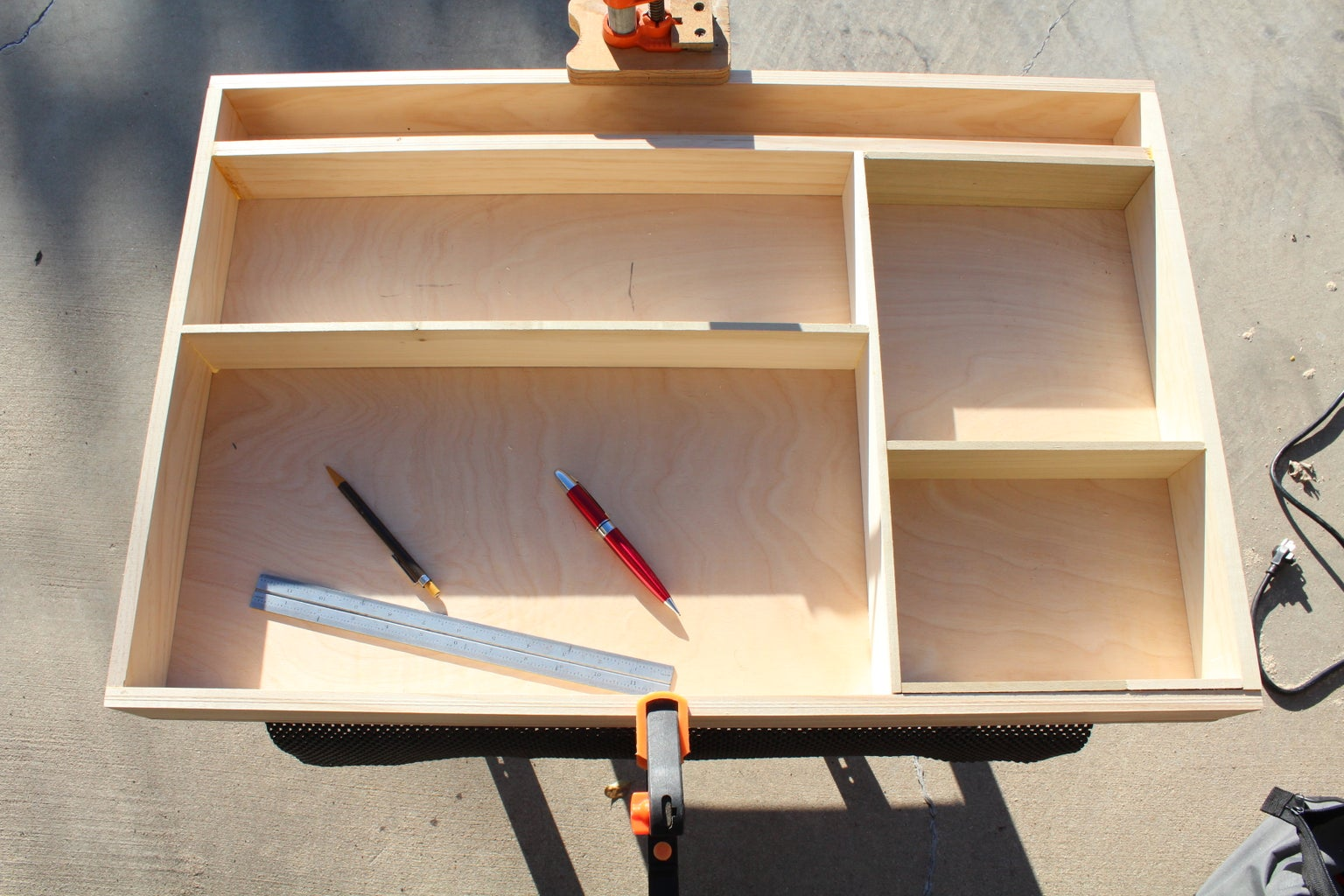 Building the Compartment
