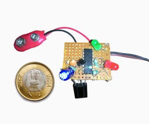 Infrared Remote Controlled Automation of Anything: Tiny, Cheapest and Easiest (any Remote Can Be Used)