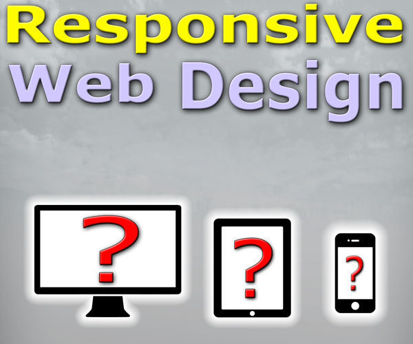 How to make a responsive web design - basics
