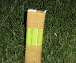 How to Make a Rcandy Roman Candle Firework