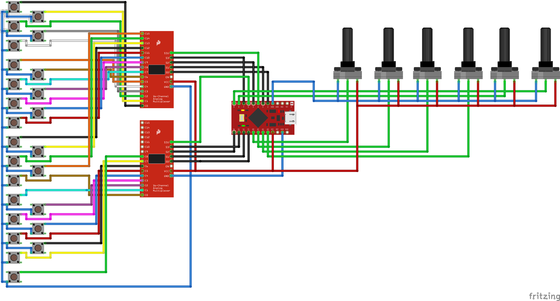 Solder and Wire