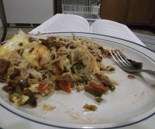 Brunch Leftover Friattata (thing)