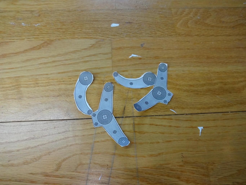 I Win...Aluminum Beats Paper & Scissors