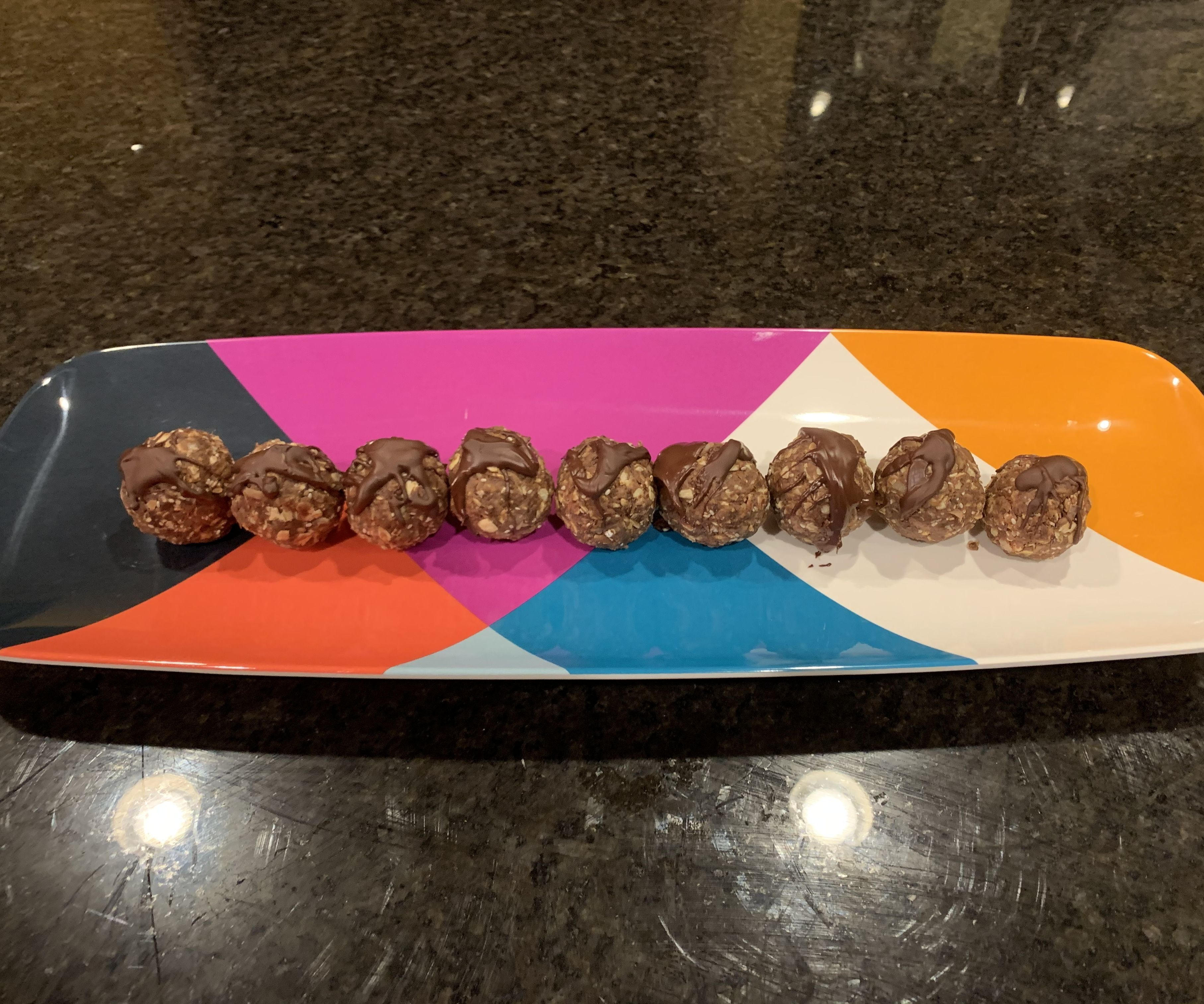 Quick and Easy to Make Energy Balls