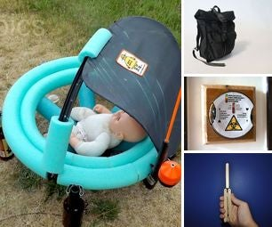 [newsletter] Beer/Baby Float, DIY Backpack, Biohazard Toilet Warning