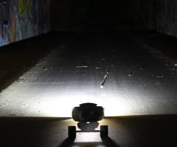 How to Skate by Night - the Beamboarder