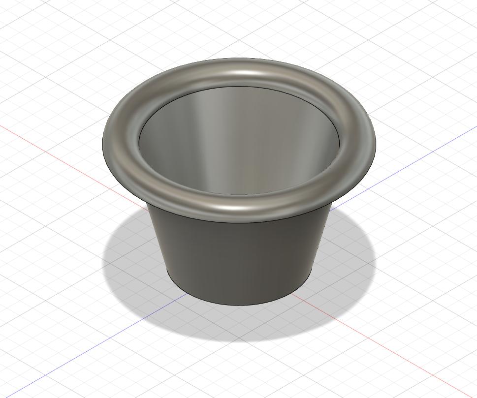 Easy Planter Using Fusion 360