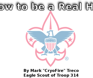 How to Be a Real Hero