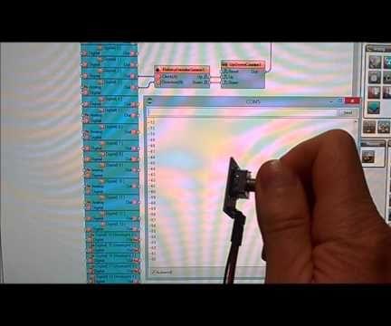 Arduino Nano: Rotary Encoder With Visuino