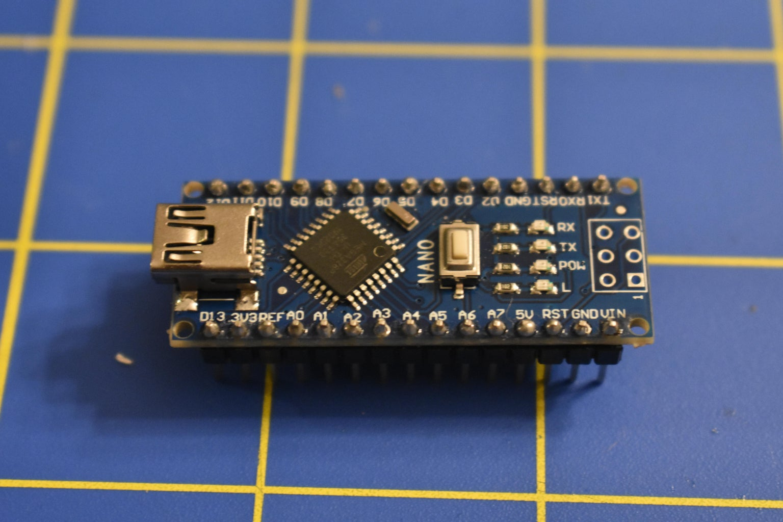 Component Selection - Arduino