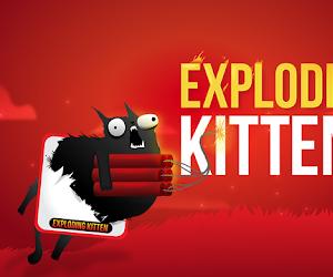 Arduino Exploding Kittens Exploder