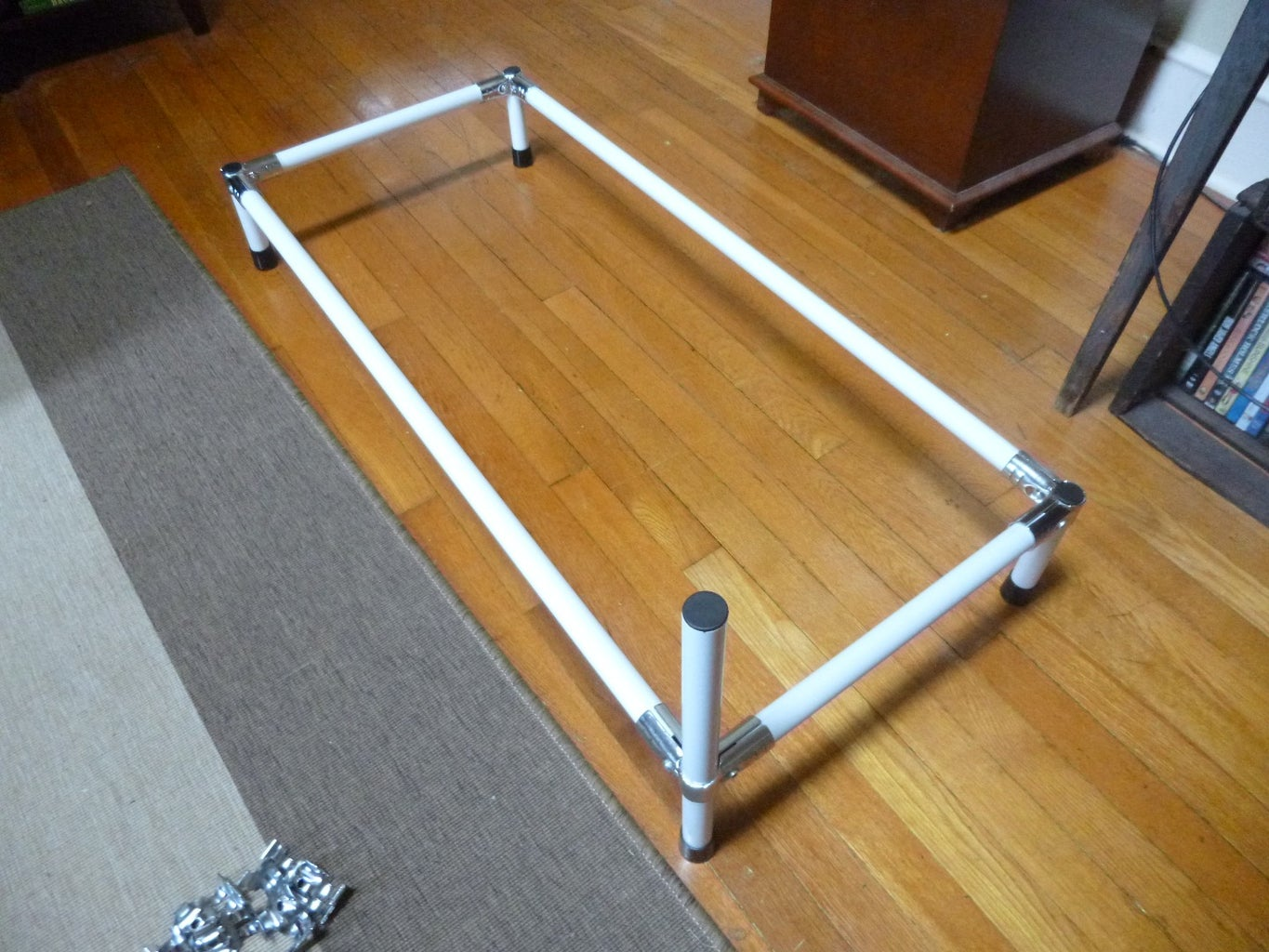 Assemble the Chair Frame