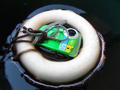 Make a Buoy for Your Digicam