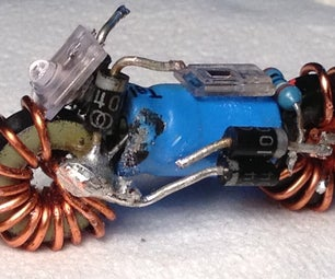 Capacitor Motorcycle