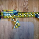 New turret rifle.