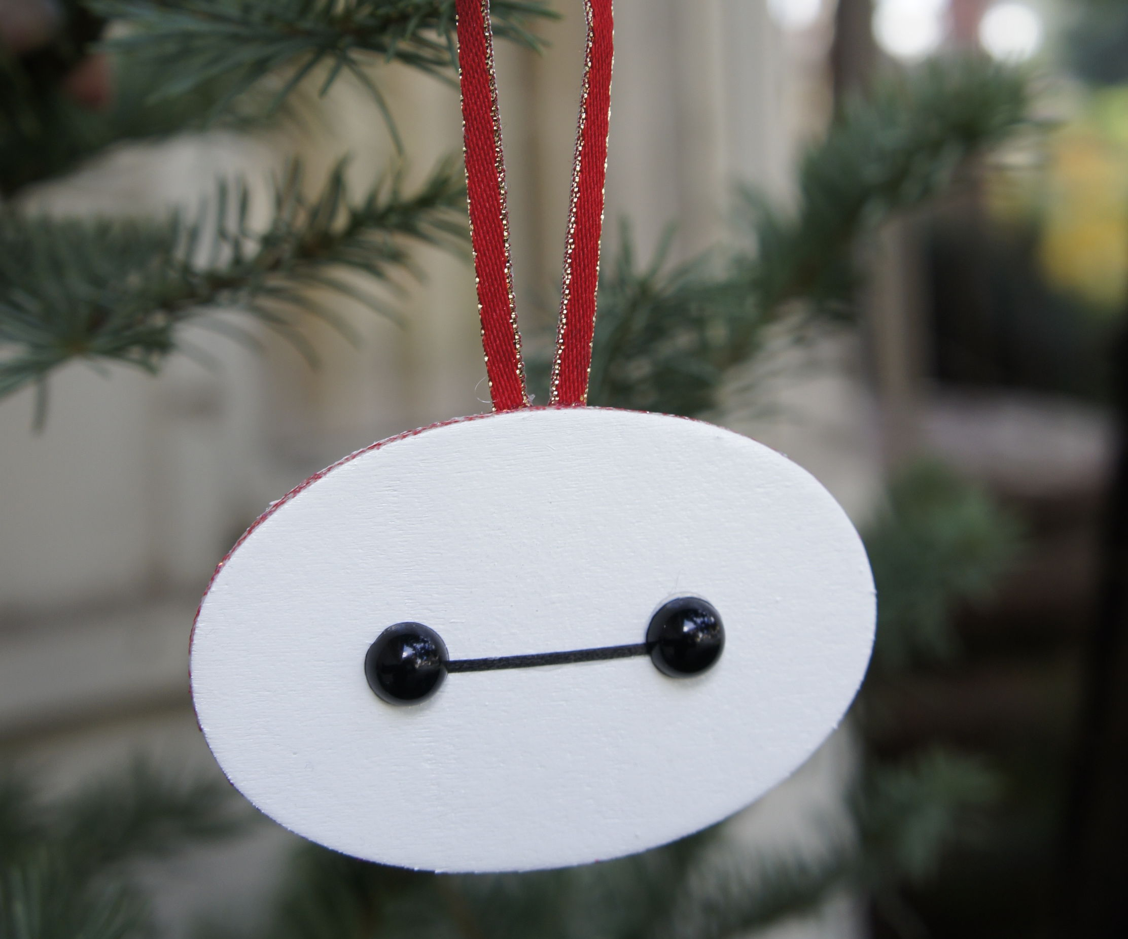 Baymax Ornament - Disney's Big Hero 6