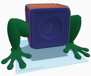 Toad-ally Awesome Speaker