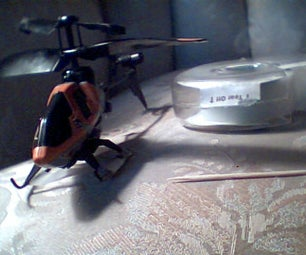 How to Make Touch N' Go Skids for Your RC Helicopter