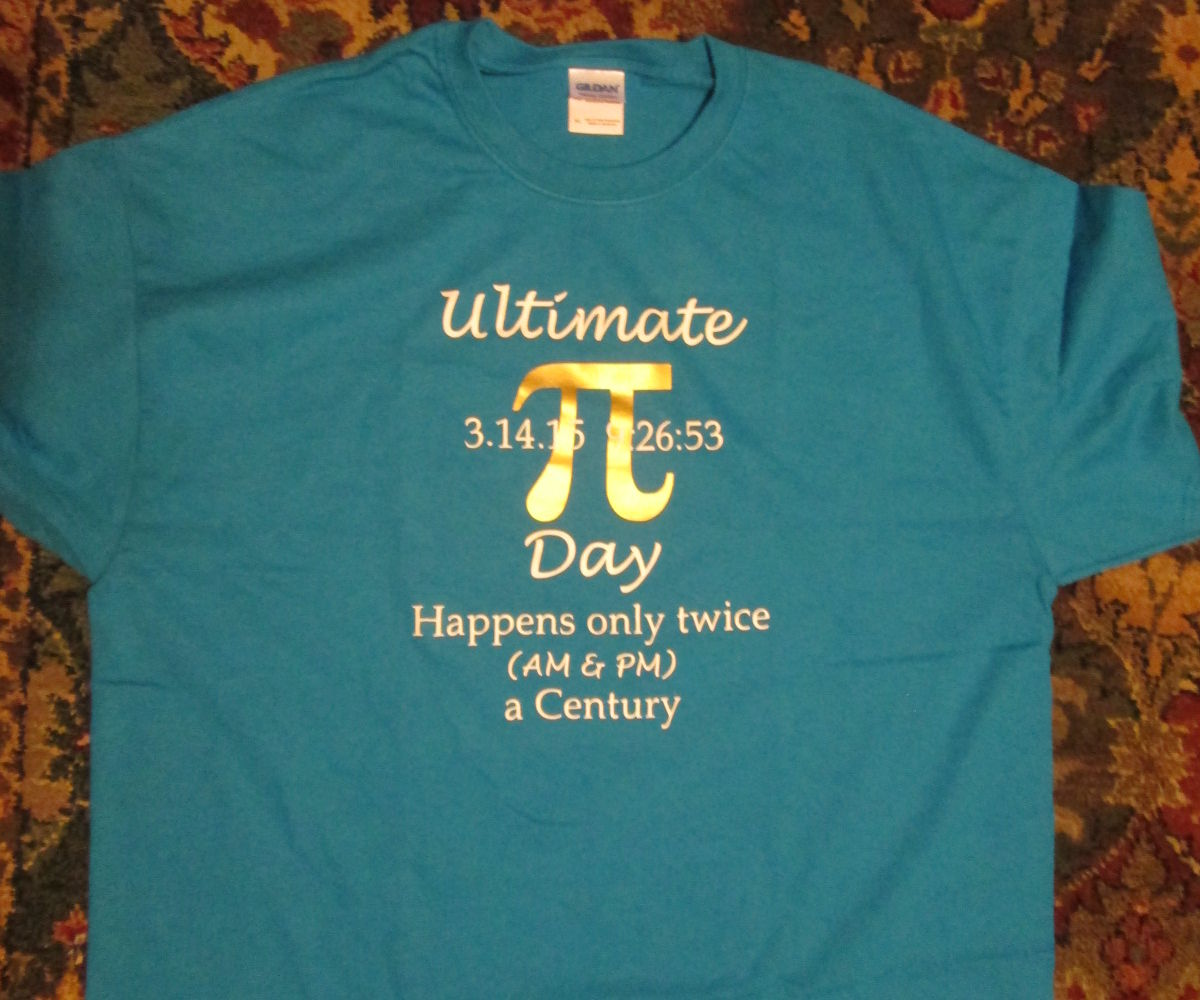 """Ultimate Pi Day"" T-shirt"