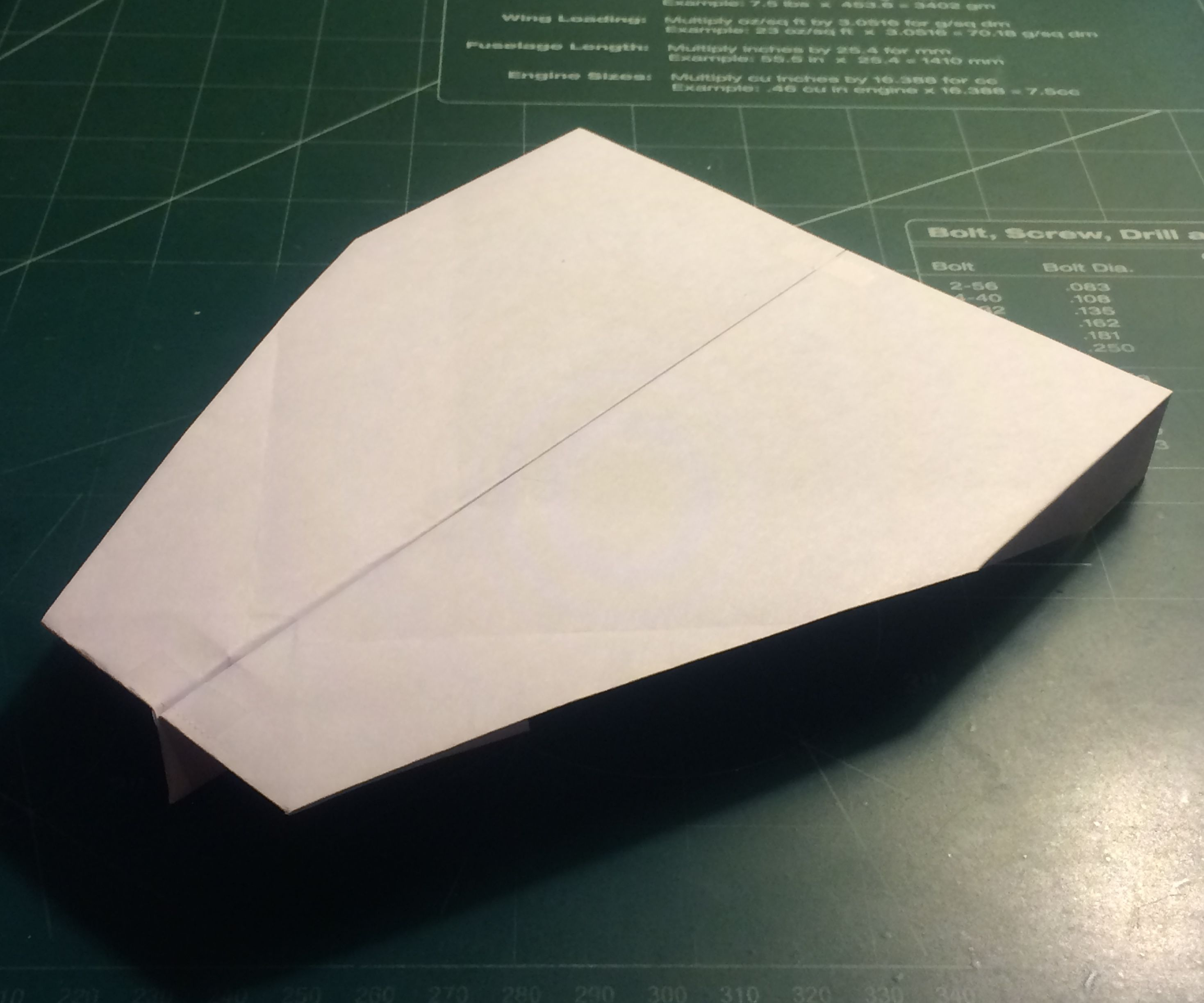 How To Make The Super Stratojagger Paper Airplane
