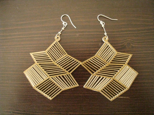 How to Make Earrings With Pre-made Pendants