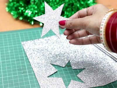 Making of Christmas Star