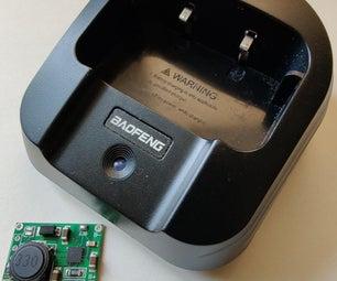 宝丰:改进,升级,维修宝丰收音机充电器