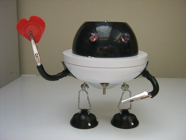 Valentine's RoboGrinch!!!
