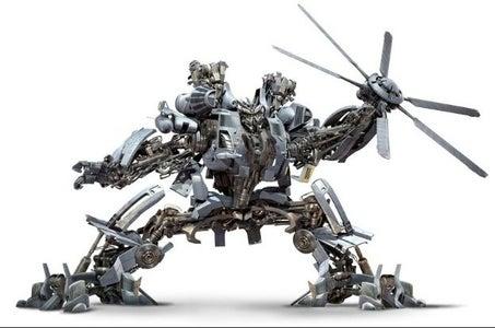 Knex Transformer Blackout