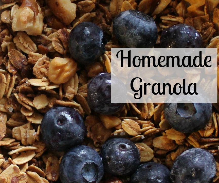 How To: Homemade Granola