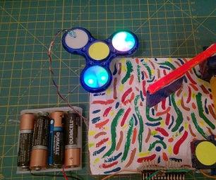 Robot Spinner Arduino Based .
