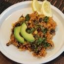 Instant Pot Enchilada Rice