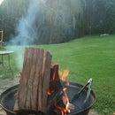 How I start a fire