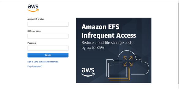 Amazon Web Services ( GUI )