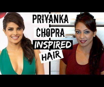 Priyanka Chopra Quantico Inspired Everyday Wearable Hair Tutorial