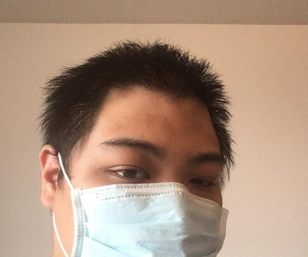Breathable Mask Mod for Exercise