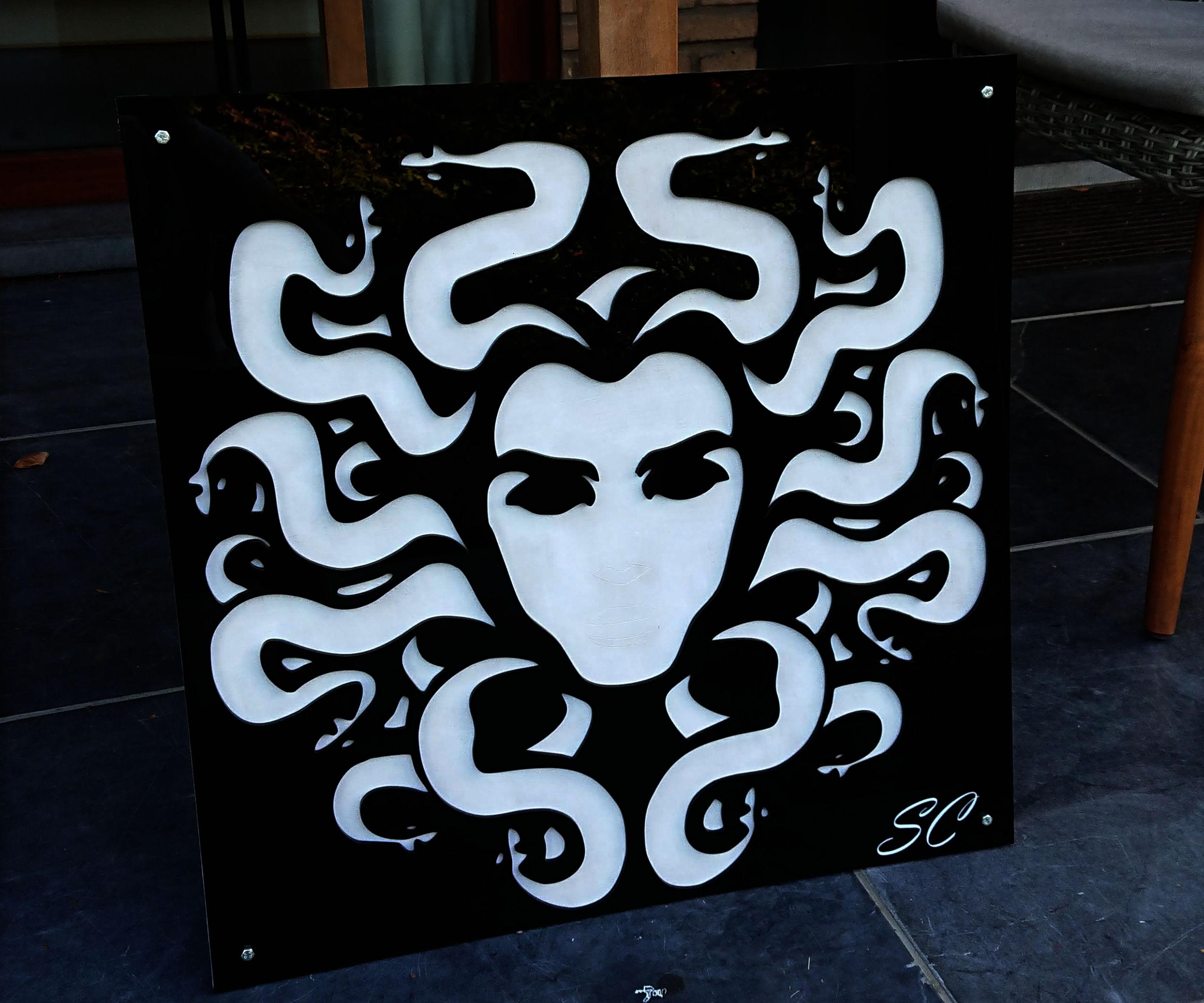 The Nespresso Medusa