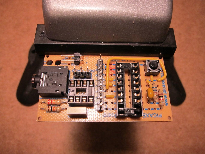 Assemble Microcontroller Circuit
