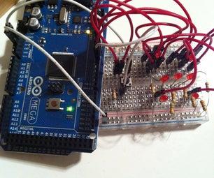 Virtual Dice Using Arduino