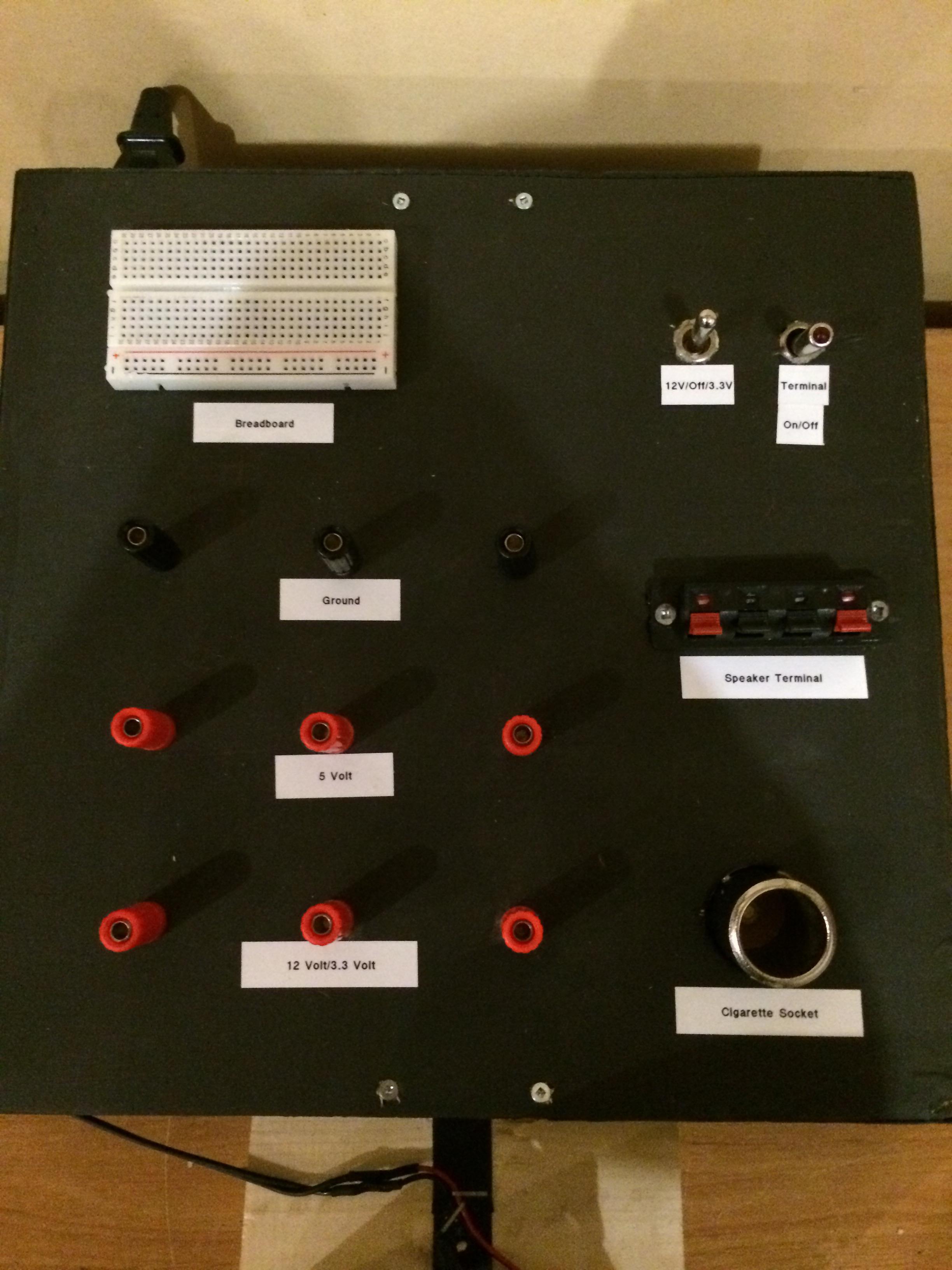 Convert A PSU Into A Bench Power Supply