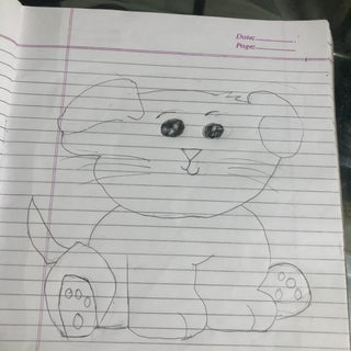 How to Draw a Cute Cartoon Puppy